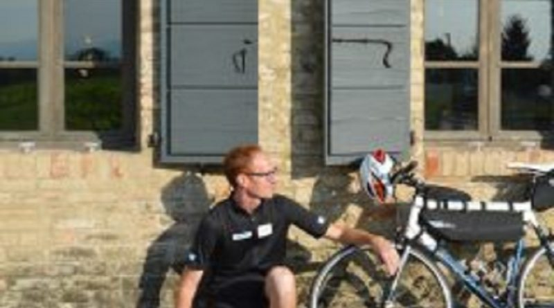 Marco Toppan: su due ruote da Nord a Sud Italia per promuovere la donazione