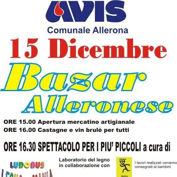 oh! oh! oh! 15 dicembre – Bazar Alleronese