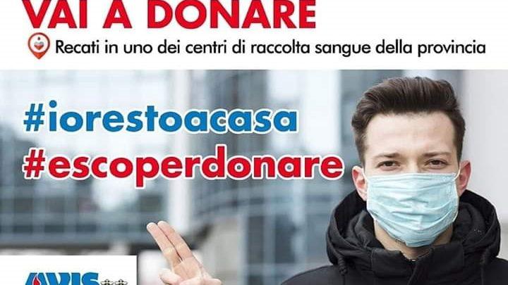 #IORESTOACASA….#ESCOPERDONARE..